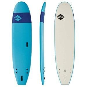 "Softech 6'6"" Hand-shaped Softboard Surfboard"