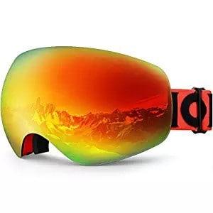 Zionor X10 Ski Snowboard Goggles