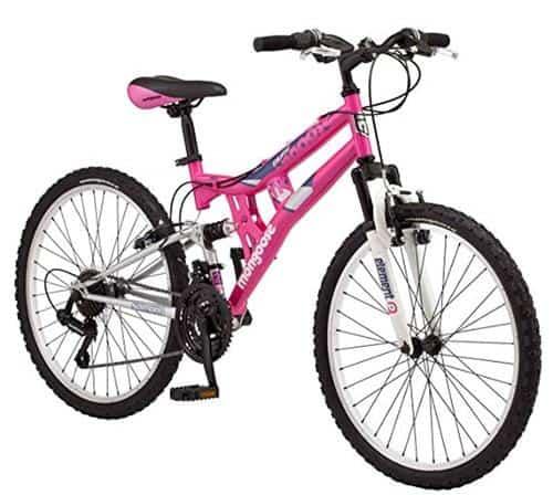 Mongoose Girls Exlipse Mountain Bike