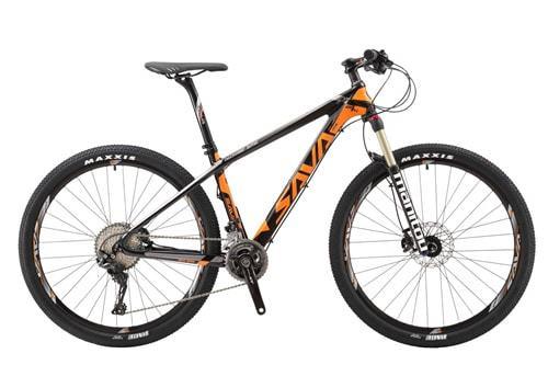 SAVADECK 700 Carbon Fiber Mountain Bike