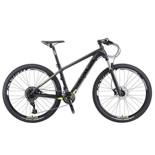 SAVADECK DECK300 Carbon Fiber Mountain Bike