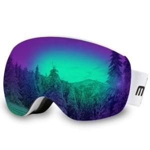 AKASO OTG Snowboard Goggles
