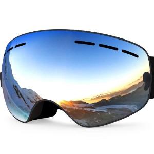 Zionor Lagopus X Mini Snowboard Goggles