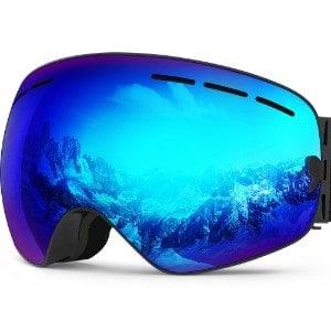 Zionor X OTG Snowboard Goggles