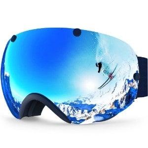 Zionor XA Snowboard Goggles