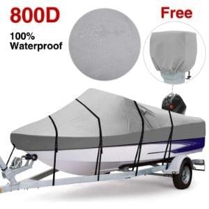 RVMasking 800D Boat Cover