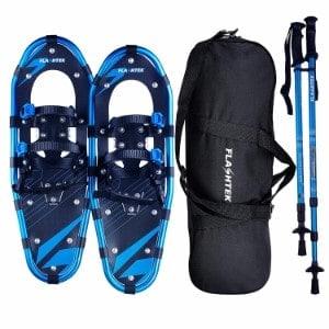 FLASHTEK Lightweight Snowshoes