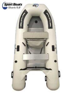 Inflatable Sport Boats Shark