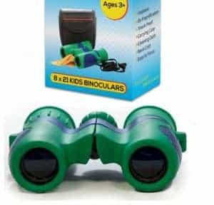 Kidwinz 8x21 Shockproof Binoculars