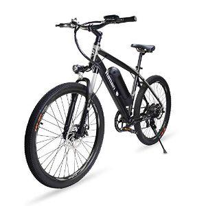 Rattan 26 inch Aluminum Electric Mountain Bike