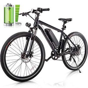 Merax Electric Mountain Bicycle