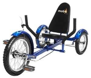 Mobo Triton 3-Wheel Go Kart.