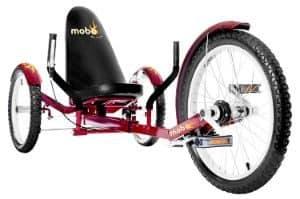 Mobo Triton Pro 3- Wheel Bike.