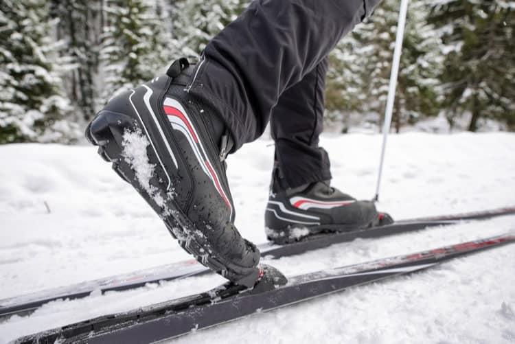 Pro Combi Prolink Cross Country Ski Boots 2019