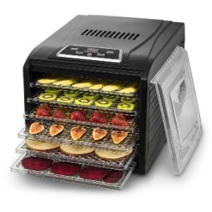 Gourmia GFD1650 Premium Electric Food Dehydrator