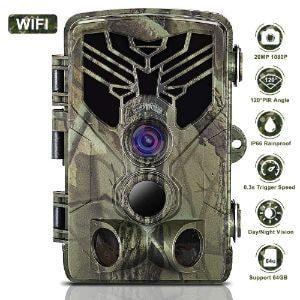 JINDUN WiFi Trail Camera
