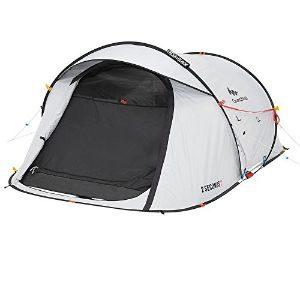 Quechua Waterproof Pop Up Camping Tent 2
