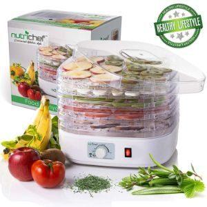 NutriChef Food Dehydrator