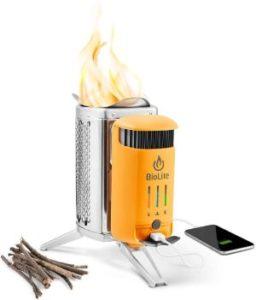 BioLite Wood-Burning Campstove
