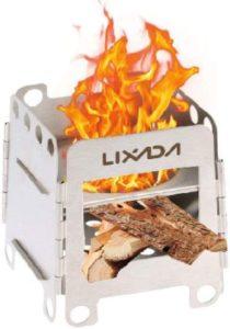 Lixada Wood-Burning Campstove