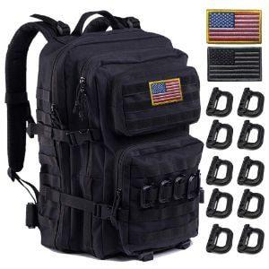 Upgrade Tactical Waterproof Backpack