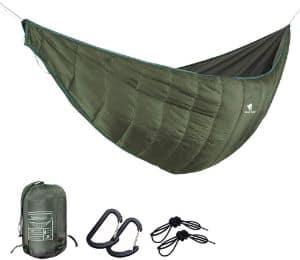 GEERTOP Portable 3-Season hammock quilt
