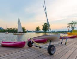 The Best Kayak Carts