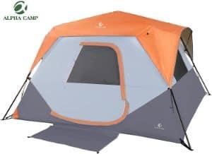 Alpha camping tent 6