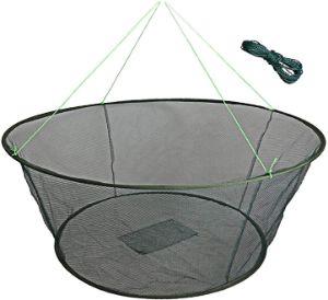 Easy Big Foldable Fishing Hand Net