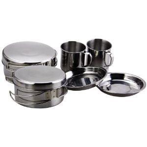 BeGrit Camping Cookware Set