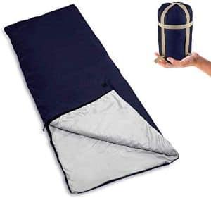 Bessport 3-Season Lightweight Sleeping Bag