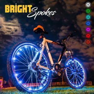 Bright Spokes Premium Wheel Lights