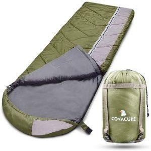 Covacure Waterproof Lightweight Camping Sleeping Bag