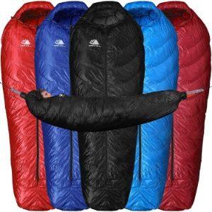 Hyke & Byke Crestone Hydrophobic Down Sleeping Bag