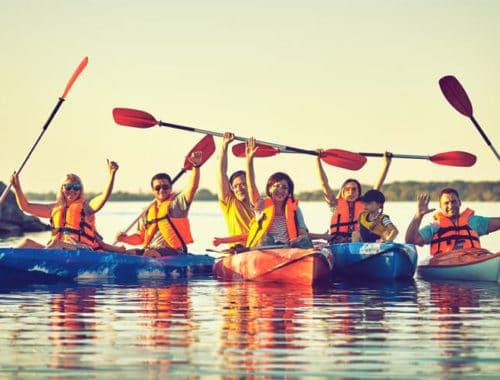 The Best Kayak Paddles