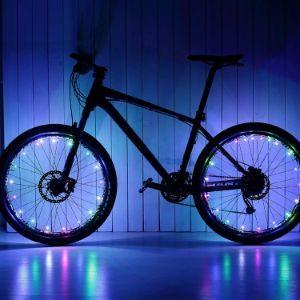 Keyian Night Riding Wheel Lights for Kids