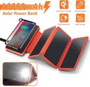 Panergy Wireless Power Bank