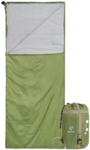 """REDCAMP Ultra Lightweight Sleeping Bag (75"""" x 32.7"""")"""