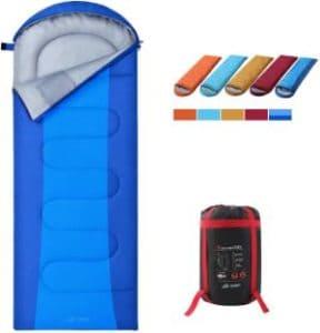 SEMOO 3-Season Camping Sleeping Bag