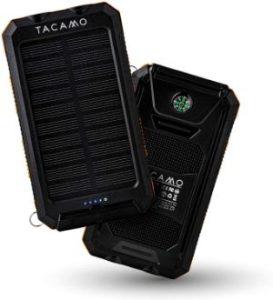 TACAMO Solar Power Bank