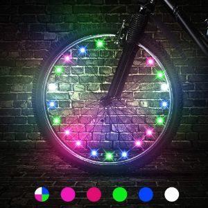 TINANA LED Bike Wheel Lights
