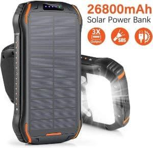 Ziyihoo Solar Charger