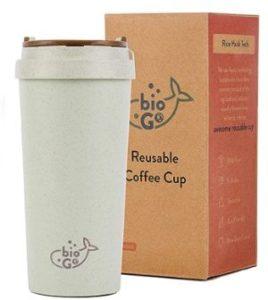 BioGo Cup Reusable Coffee Mug-min