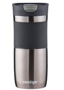 Contigo Snapseal Byron Stainless Steel Travel Mug-min