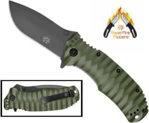 Off-Grid Knives Rapid Fire Ranger