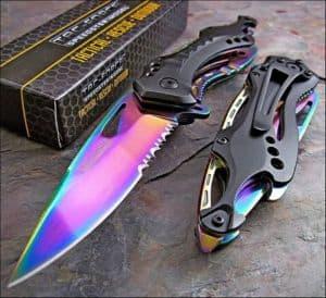 Tac Force Rainbow Blade